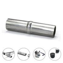 Creatube - Manchon pour tube aluminium Ø30 mm naturel non anodisé