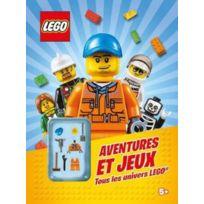 Carabas - Lego ; aventures et jeux ; tous les univers Lego