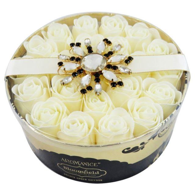 De Et Coffret Premium Bain Au Musc Blanches Fleurs Cadeau 22pcs Parfum 9IDHEYW2