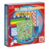 zig zag jeux action - Coffret 50 jeux classique