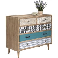 commode achat commode pas cher rue du commerce. Black Bedroom Furniture Sets. Home Design Ideas