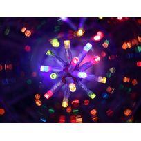Jardideco - Guirlande Noël extérieur 300 Led 8 Fonctions 18 m Multicolore