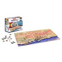 4D Cityscape - Barcelona History Time Puzzle