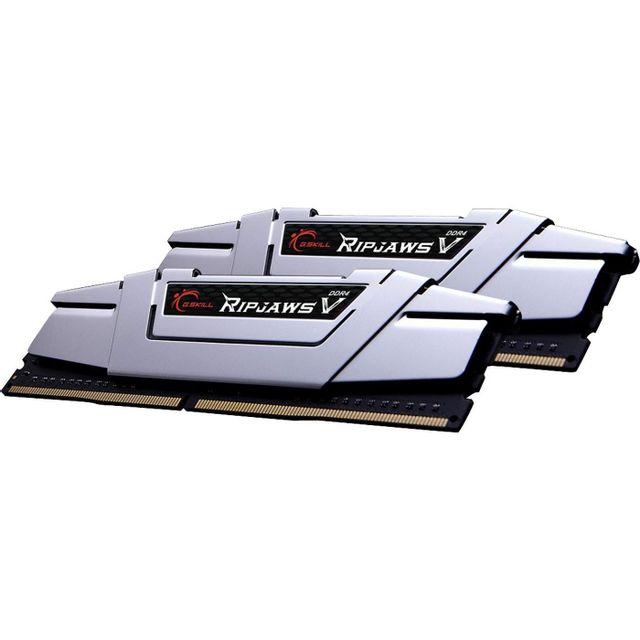 G.SKILL Ripjaws V Series 16 Go 2 x 8 Go DDR4 - 2666 MHz - CAS 15