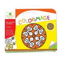 Sycomore - Colorimage Mes premiers mandalas