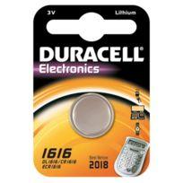 Duracell - pile lithium 3v cr616 electronics - blister de 1