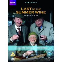 Universal Pictures Uk - Last Of The Summer Wine: Series 21 & 22 DVD, IMPORT Anglais, IMPORT Coffret De 4 Dvd - Edition simple