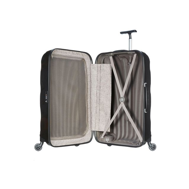Samsonite - Valise rigide Cosmolite 75 cm Black 1041 (09) - 94