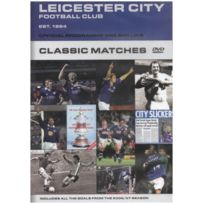 Pdi Media - Leicester City Fc - Classic Matches IMPORT Anglais, IMPORT Dvd - Edition simple