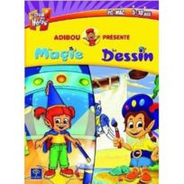 Hobbytech - Coffret Adibou La Magie + Le Dessin - Pc
