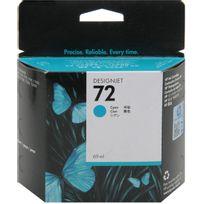 Hp - 72 Cyan Ink Cartridge