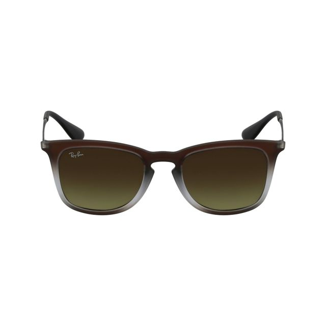 054ac987ad0343 Ray-Ban - Ray Ban - Rb4221 6224 13 Marron - Gris - Lunettes de ...