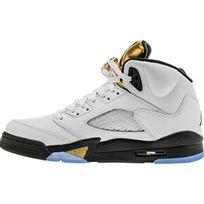 finest selection db2eb 9c3c0 Nike - Basket Air Jordan 5 Retro GS 440888-133