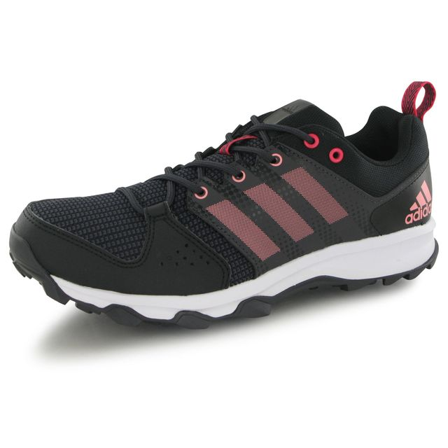 Adidas performance Galaxy Trail noir, chaussures de