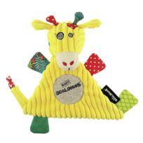 Globe Trotoys - Doudou Baby Operchos la Girafe - Les Déglingos