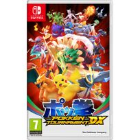 NINTENDO - Pokkén Tournament DX - Switch