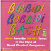 Delos Records - Bibbidi Bobbidi Bach - Cd