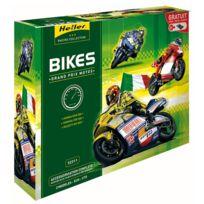 Heller - Maquettes Motos : Kit complet : Grand Prix Motos