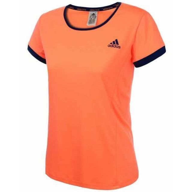 tee shirt adidas femme court