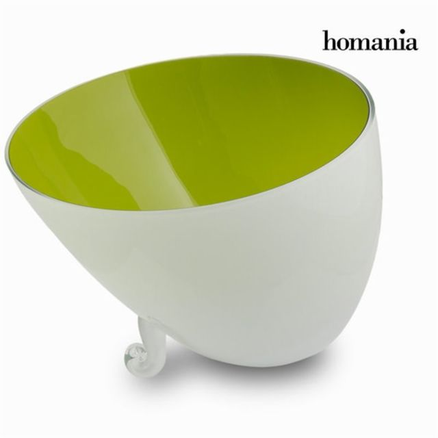 Homania Centre de table ramequin vert by