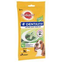 Pedigree - Friandises Dentastix Fresh pour Chien de Moyenne Taille - x7
