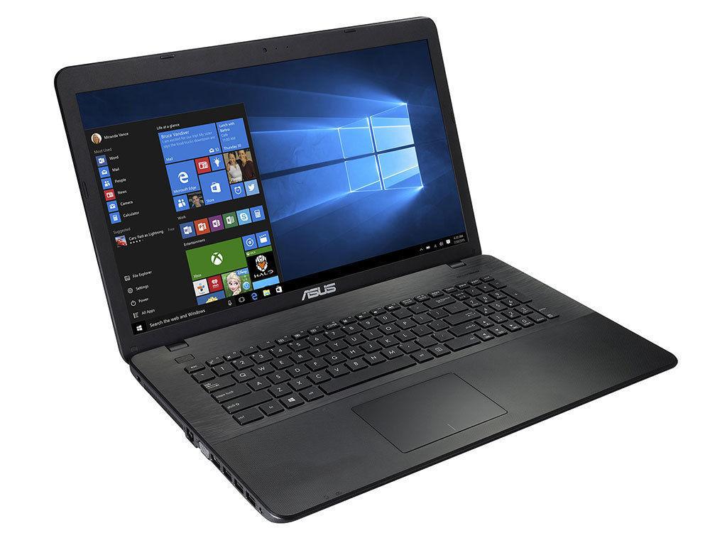 X751SV-TY010T - Noir
