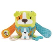 Daddou~ei - Skip Hop Hug & Hyde Activity Toy Dog Tysh307514 JAPAN Import