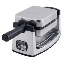 Top Chef - Topc912 Gaufrier Reversible 180° 1000W