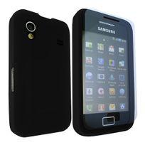 Anymode - Housse de silicone Ideus Tssamgalacebk para Galaxy Ace