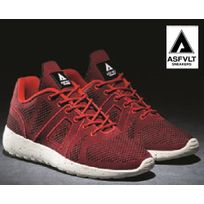 Asfvlt - Sneakers Super Yarknit Red Rouge