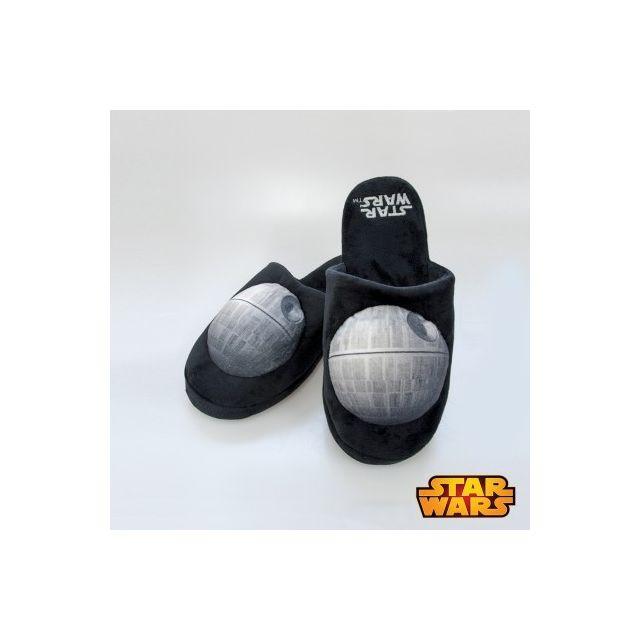 Chaussons Etoile De La Mort Star Wars Taille 4245