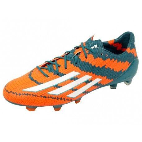 adidas Originals MESSI 10.3 FG ORANGE - Chaussures Football Homme
