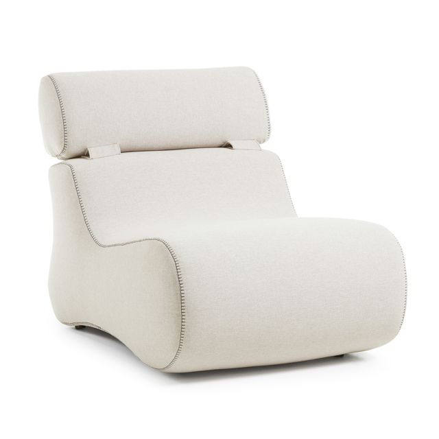 Kavehome Fauteuil Club, beige