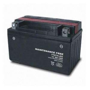 topcar batterie moto 12v 6ah ytx7a bs pas cher achat vente batteries rueducommerce. Black Bedroom Furniture Sets. Home Design Ideas