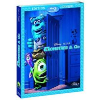 Blu-Ray - Monstres Et Cie Blu Ray