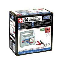 Sumex - Chargeur de batterie voiture 12V 6AMP Moto , quad , scooter