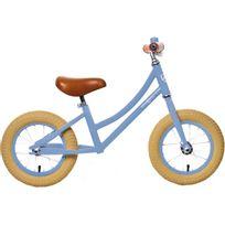 "Rebel Kidz - Vélo Enfant - Air Classic - Draisienne - 12,5"" bleu"