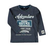 Name It - T-shirt Nudson dress blue Couleur Bleu Taille 3/4 ans