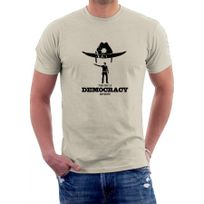 Gildan - Rick Democracy - Tee Shirt
