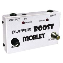Morley - Mmb - Pedale D'effets Buffer Boost