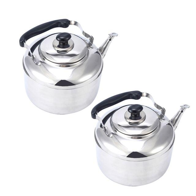 Pot égouttement acier bouilloire café Lait Pichet