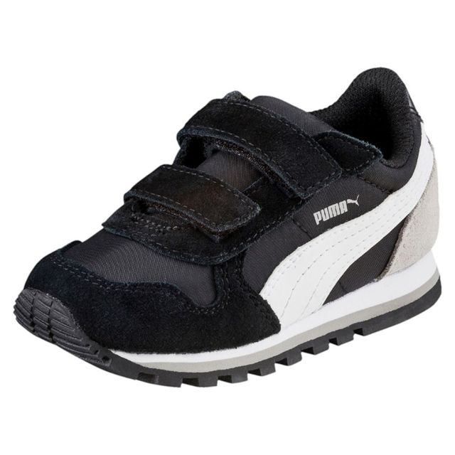 Puma - St Runner Nl Chaussure Garçon bébé - Taille 20 - Noir - pas cher  Achat   Vente Chaussures, chaussons - RueDuCommerce 047e81d11792