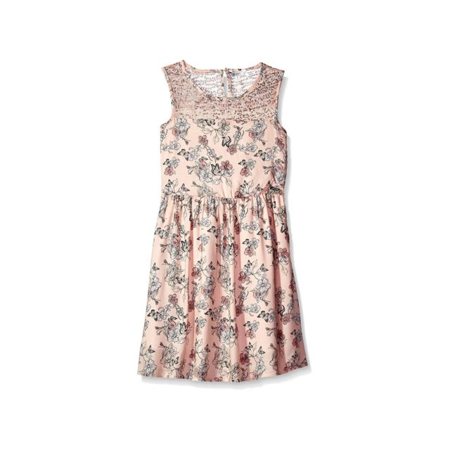 robe guess fille 12 ans