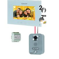 Sewosy - Kva1 Kit Villa Care-in Interphone Video En Applique