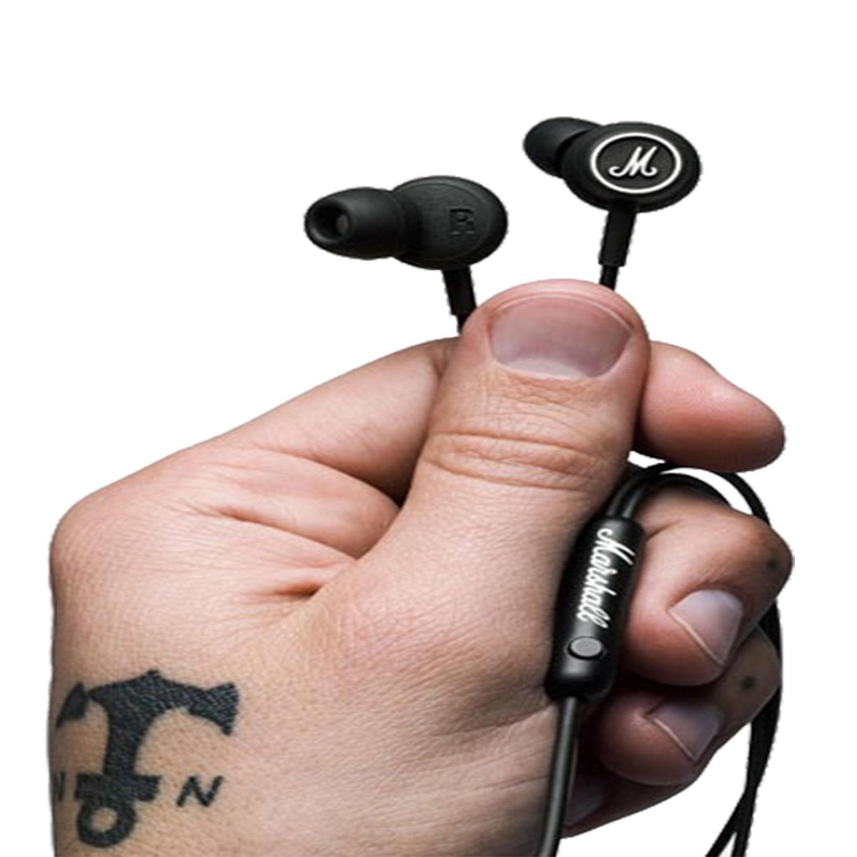Ecouteurs -MODE - Noir
