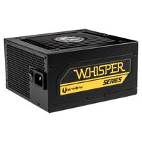 BITFENIX - Alimentation Whisper M 80 Plus Gold modulaire - 450 Watt