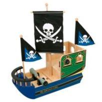 Equilibre et aventure - Bateau Pirates Tête de mort