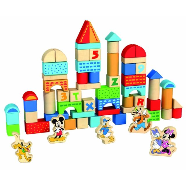 Disney Blocs De Construction Mickey Et Ses Amis