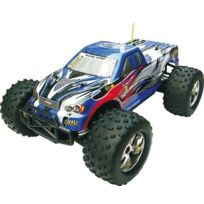 MRC - Voiture Truck 1/10 4x4 Bruhless RTR RC System