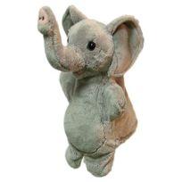 Au Sycomore - Peluche Marionnette Eléphant